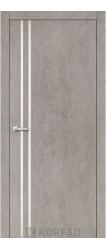 Aluminium Loft Plato ALP-01, лайт бетон