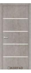 Aluminium Loft Plato ALP-05, лайт бетон